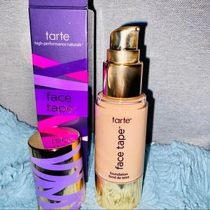 Tarte Face Tape Foundation NEW